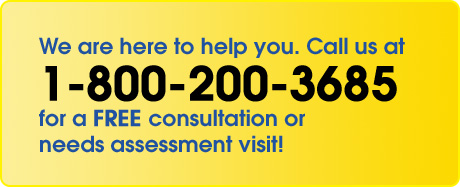 Free Live-in Consultation Call 1-800-200-3685